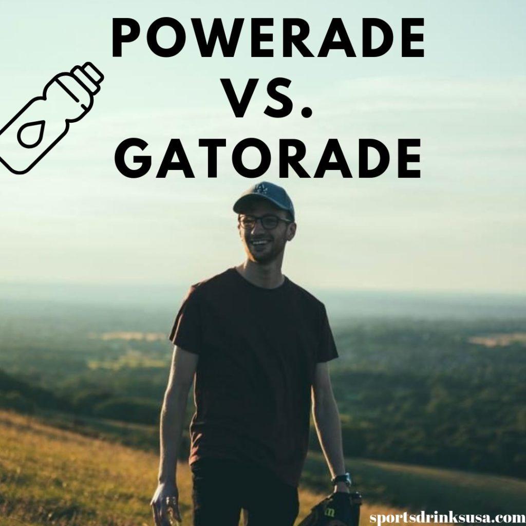 Powerade vs. Gatorade