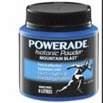 powerade powder