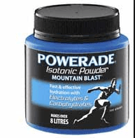 powerade powder