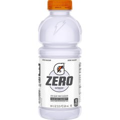 Gatorade zero glacial cherry